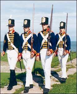 OldFortNiagara-soldiers